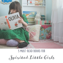 Spirited Girl Books