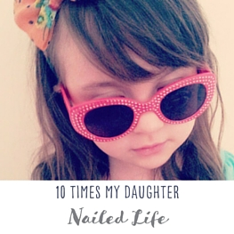 10 Times Our 4-Year-Old Nailed Life