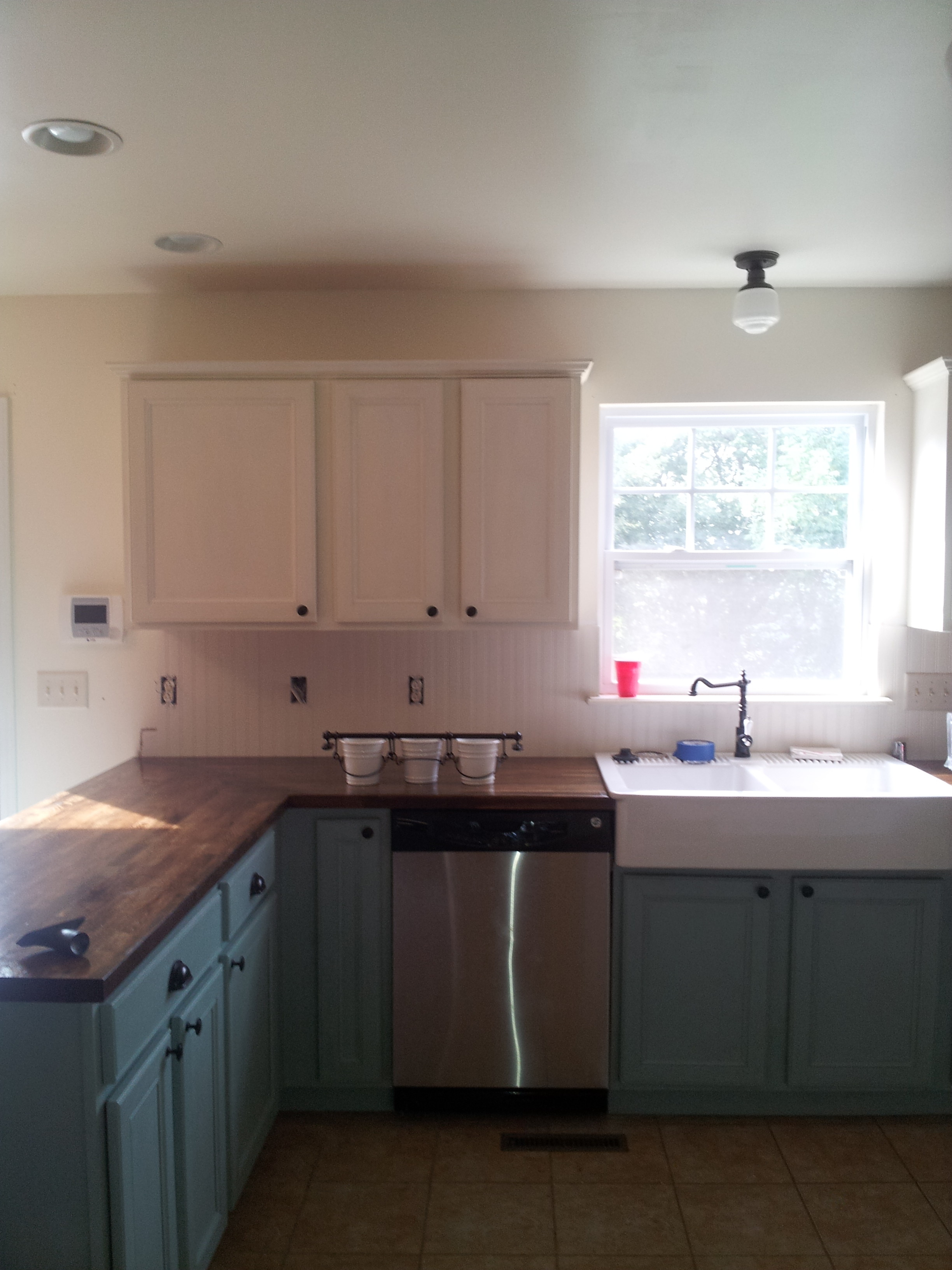 ... Why Painting My Kitchen Cabinets Set Me Free Kitchen Cabinets