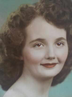 My great-aunt, Rose.