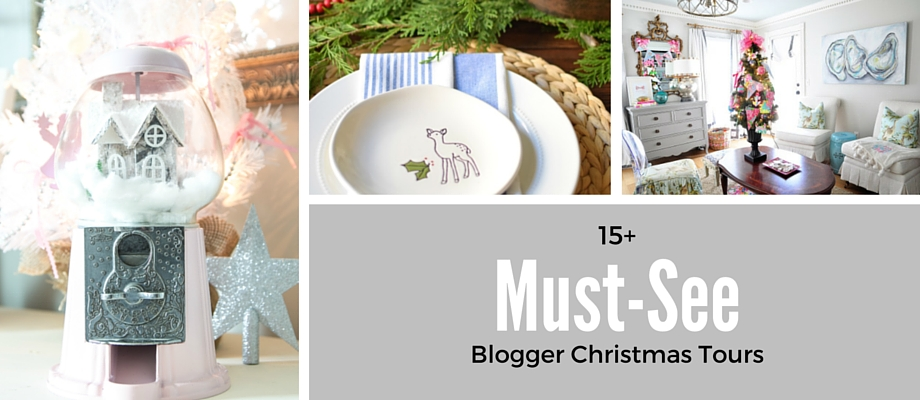 Our Christmas Home Tour - Our Storied Home