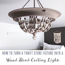 How to Make a Wood Bead Light_Preview Image