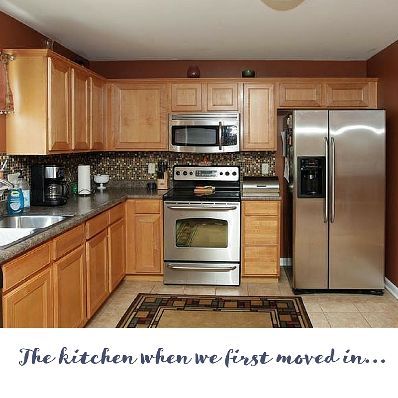 Our Storied Home Kitchen Before Makeover