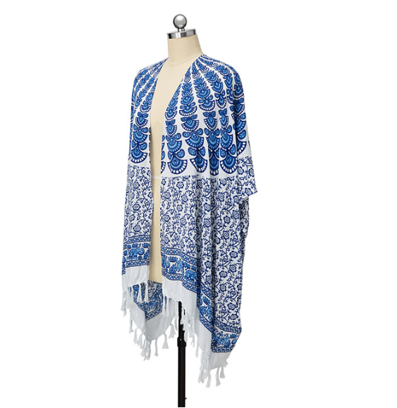 Indigo Kimono