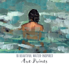 10 Beautiful Art Prints for Summer-Intro