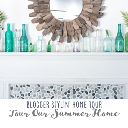 Our Storied Home Summer Home Tour