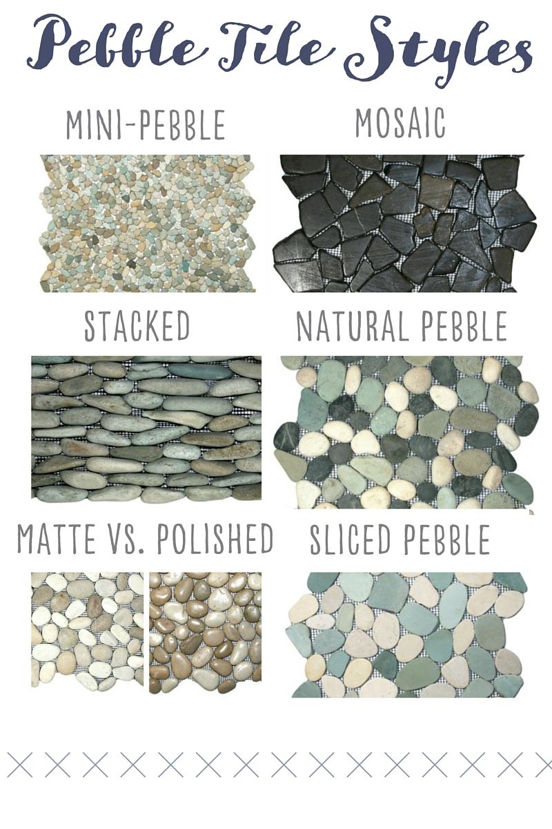 Pebble Tile Styles
