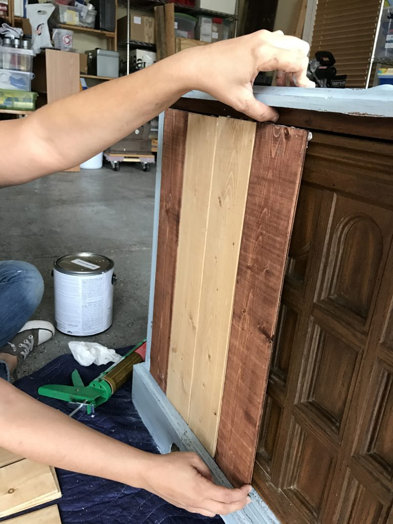 stereo to bar DIY