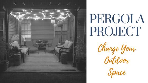 pergola project
