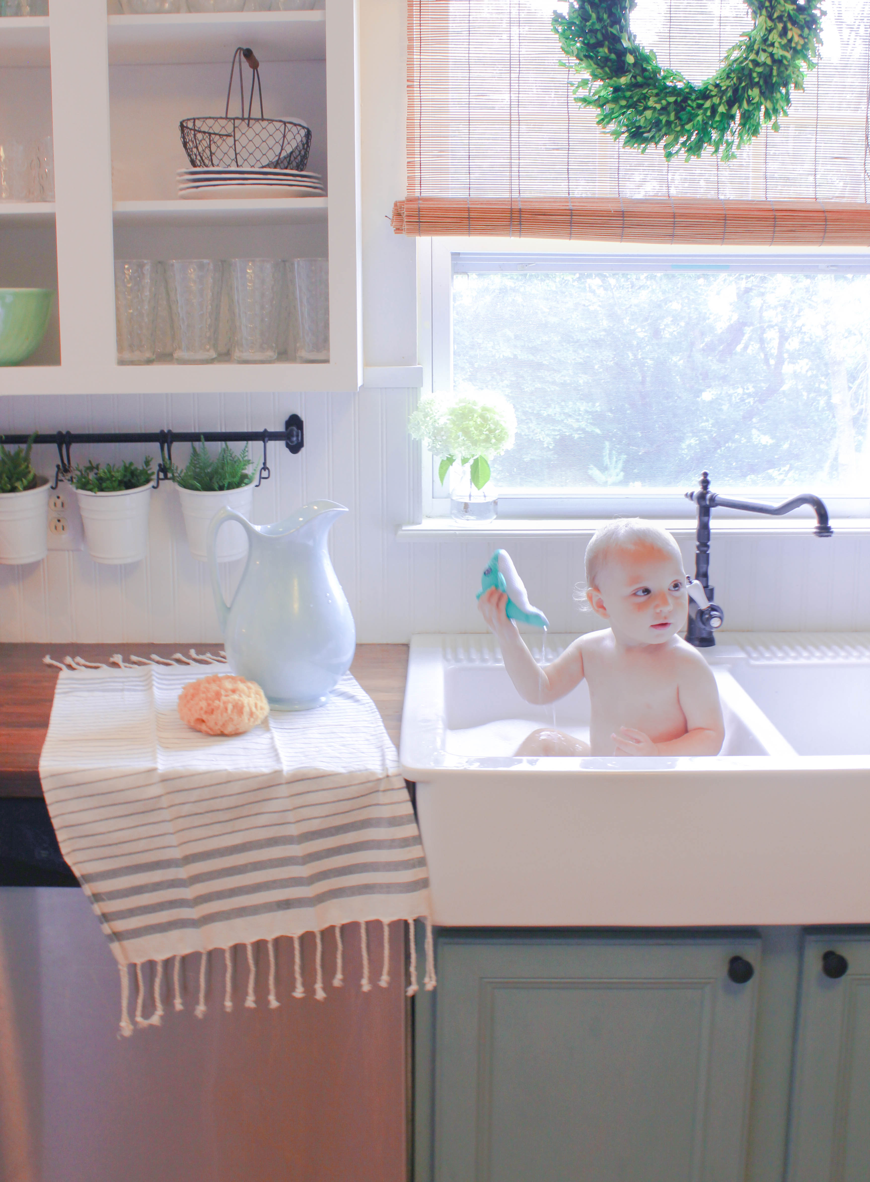 ... How To Install An Air Gap In Your Ikea DomsjÖ Sink Our Storied Home ...